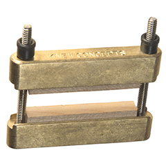 Solid Brass Guillotine Clamp